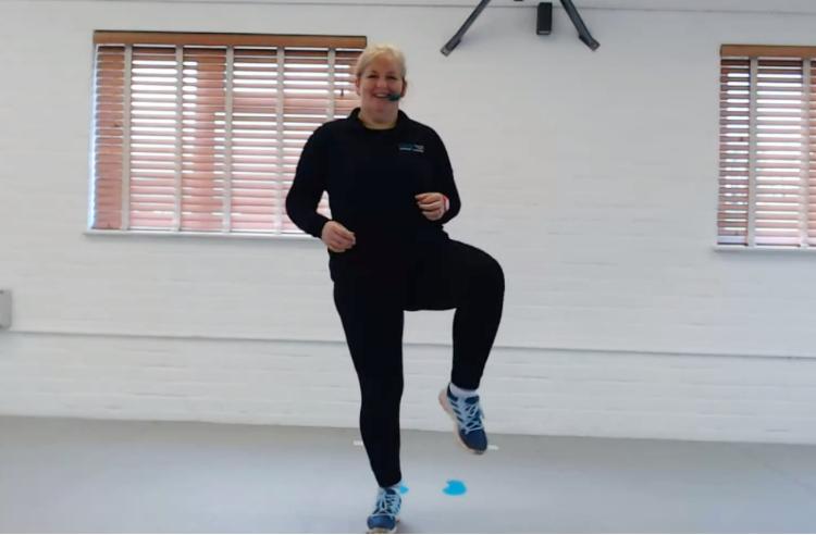 Low Impact workout Fresh Gym