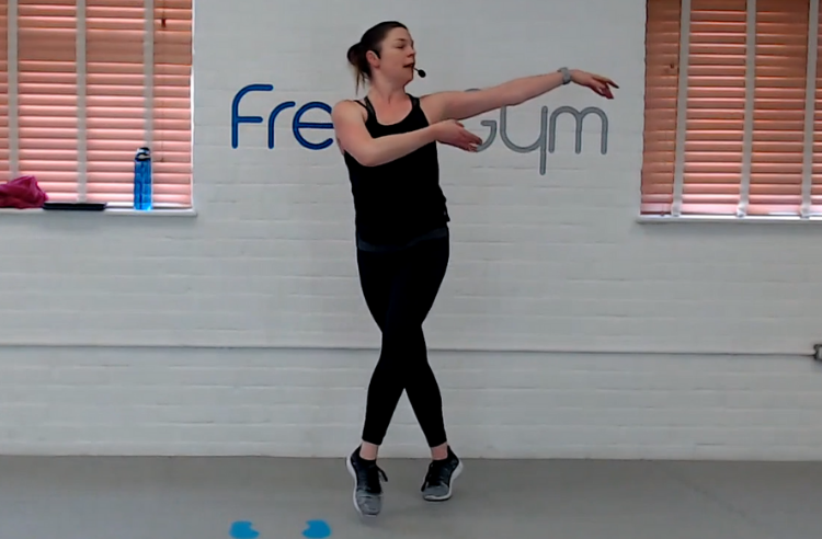 Dance Fit at Fresh Gym
