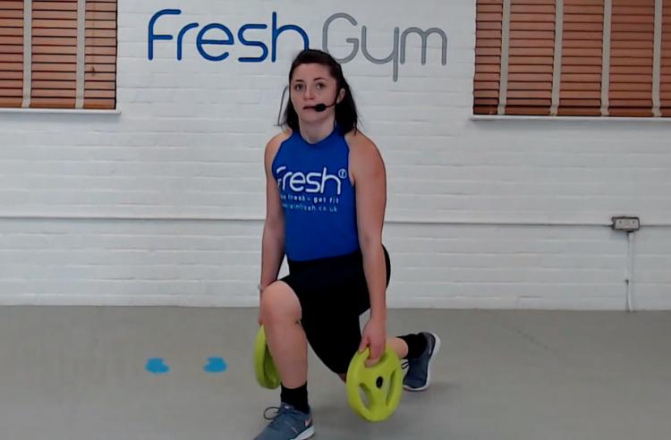 Tone in 45 at Fresh Gym
