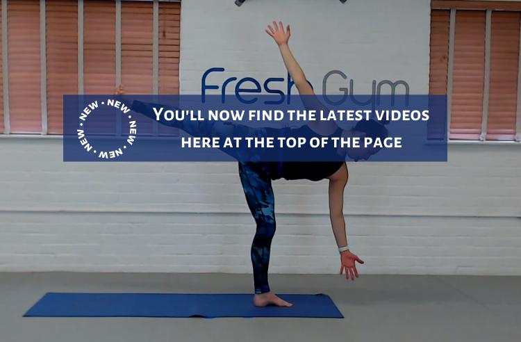 Yoga at Fresh Gym