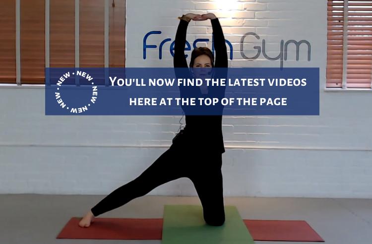 Yoga with Fiona Fresh Gym