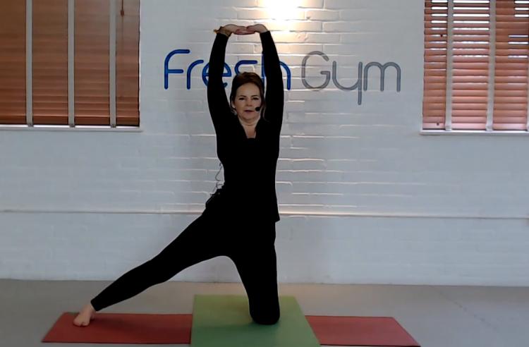 Yoga Flow at Fresh Gym
