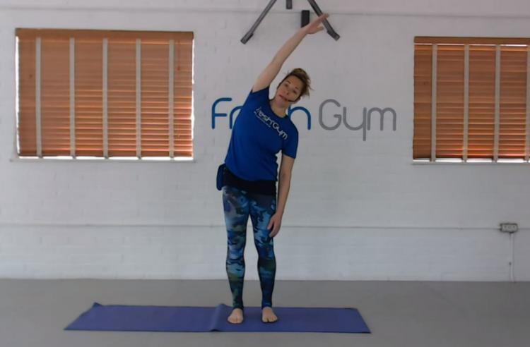 Pilates with Emma at Fresh Gym