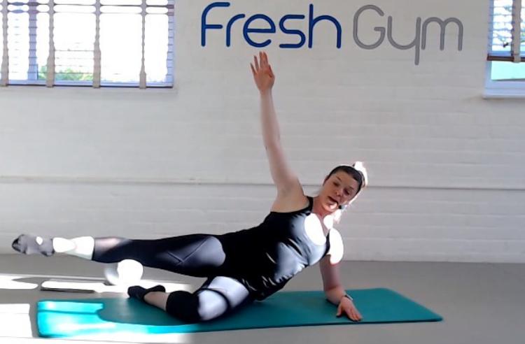 Pilates at Fresh Gym
