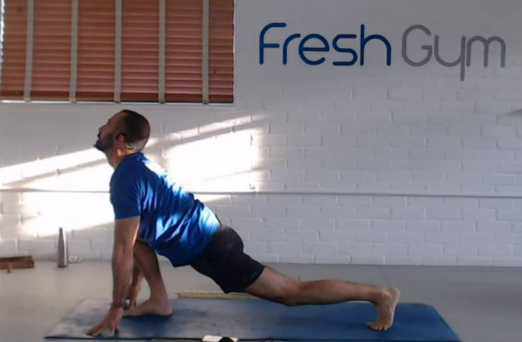 Fresh Gym Yoga with Candido
