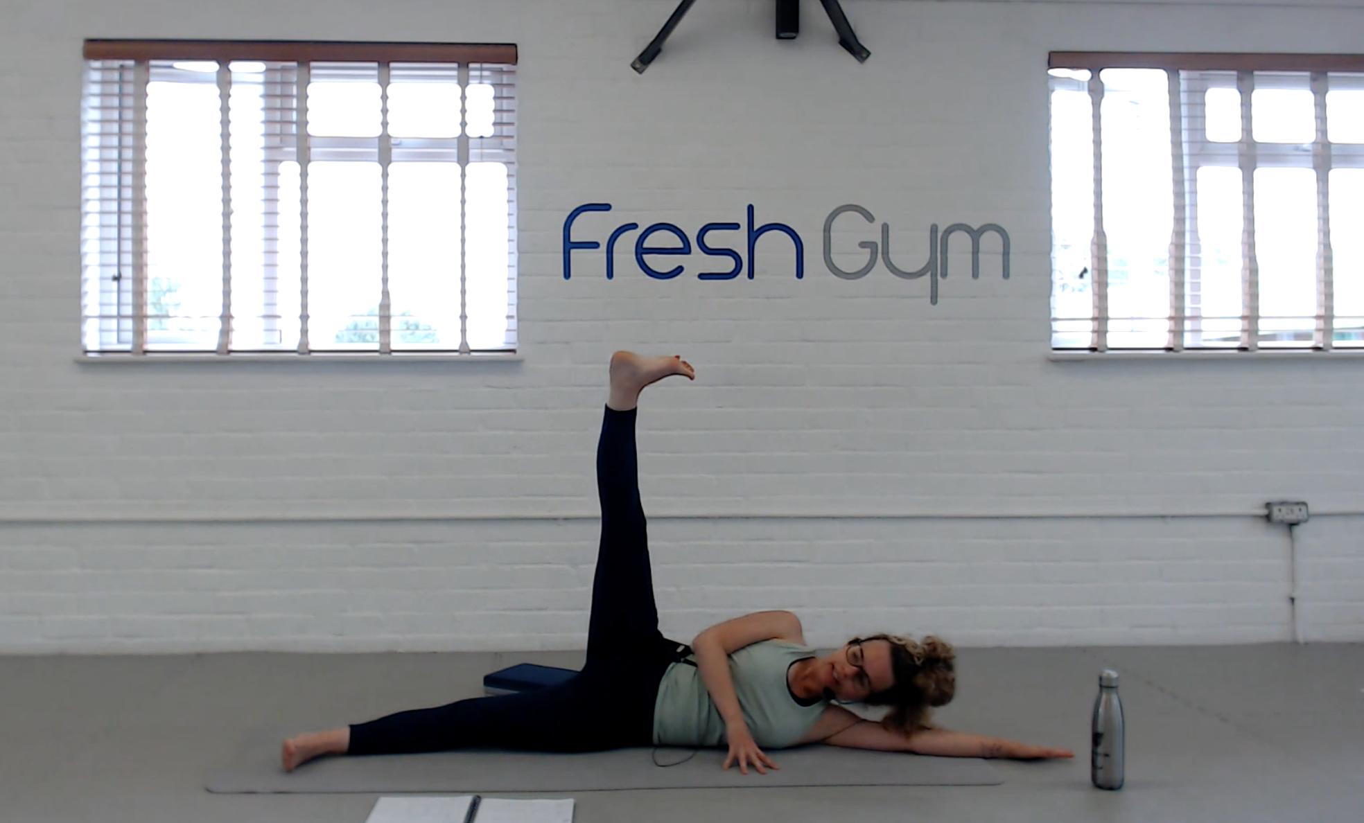 Yoga with Roxy